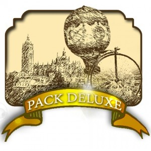 Pack deluxe